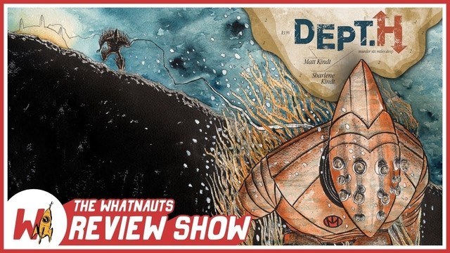 The Review Show 12 - Dept. H