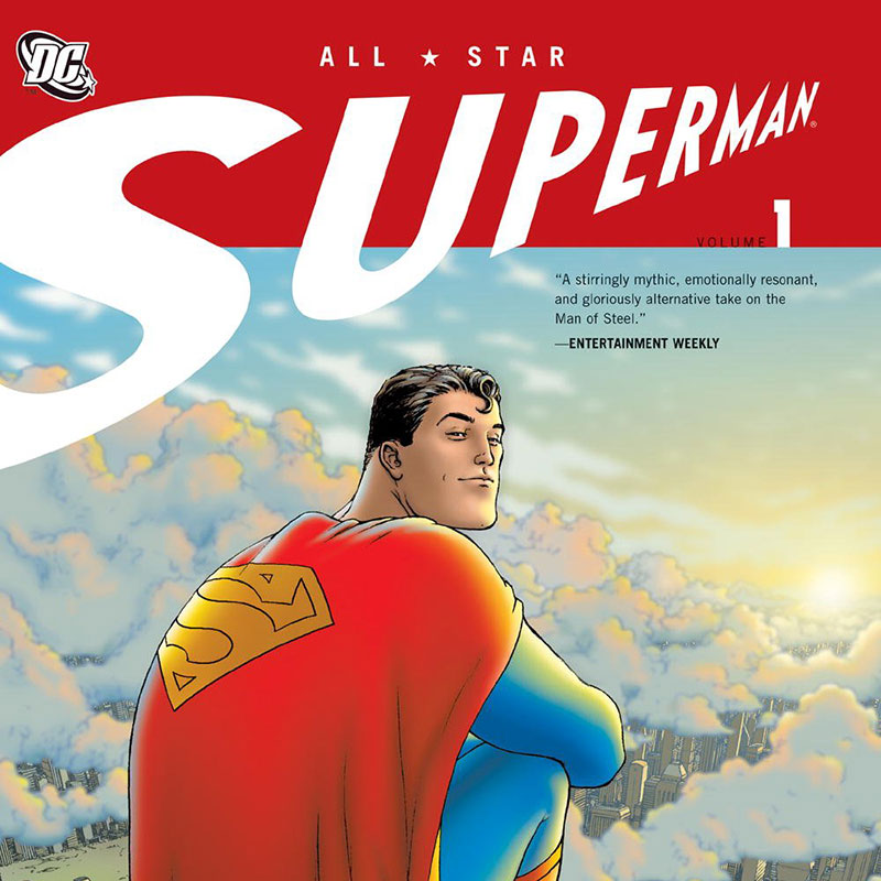 This week on The Review Show - All Star Superman