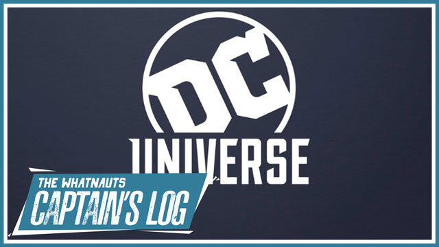 The Captain's Log 15 - Bags of Milk and the DC Universe