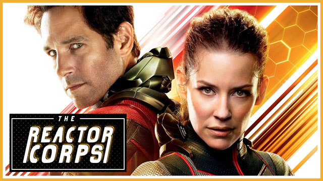 Ant-Man and The Wasp - The Reactor Corps 05