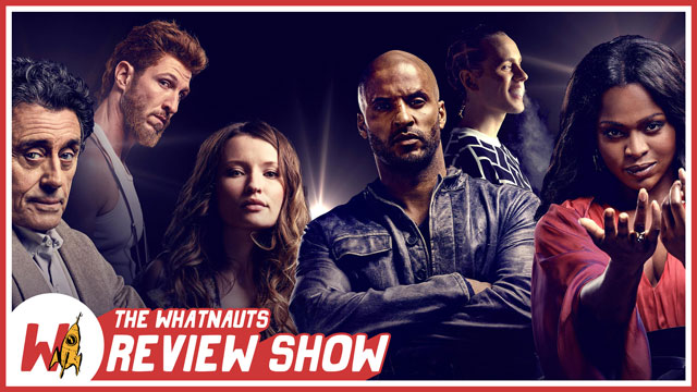 The Review Show 15 - American Gods s1