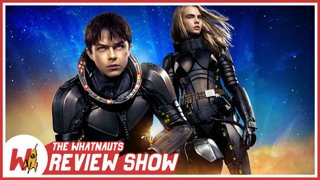 The Review Show 13 - Valerian and The City of A Thousand Planets