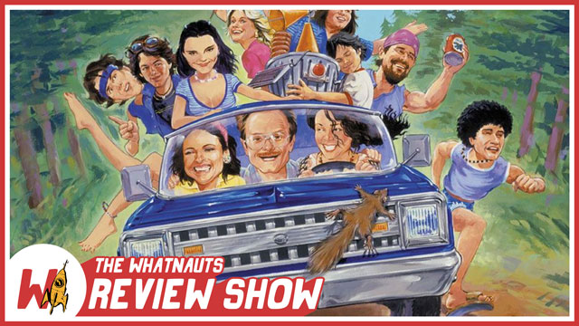 The Review Show 19 - Wet Hot American Summer