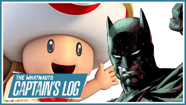 Toad, The Batawang, and Other Innuendo - The Captain's Log 23