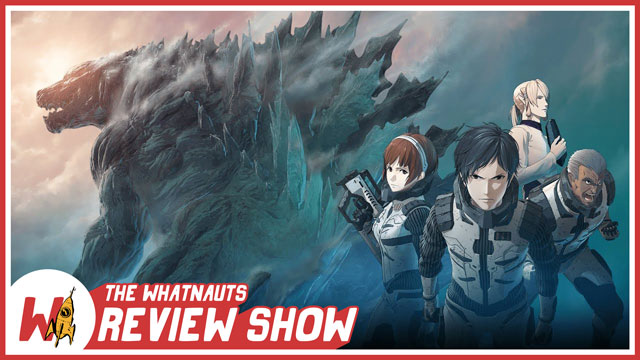 Godzilla 1-2 (Netflix) - The Review Show 24