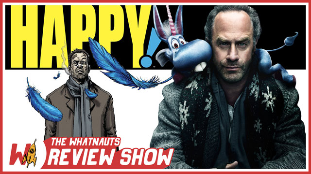 Happy! - The Review Show 38