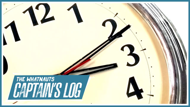 No One Likes Central Time - The Captains Log 35