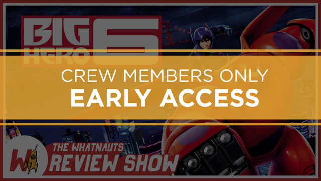 Early Access - Big Hero 6 - The Review Show 41