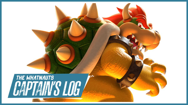 Bowser Takes Over Nintendo - The Captains Log 40