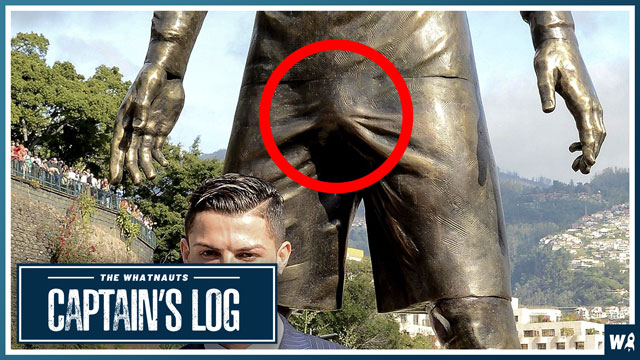 Worst Statues - The Captains Log 42