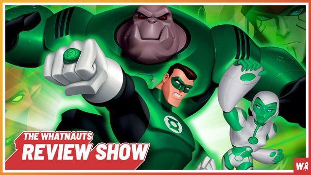 Green Lantern The Animated Series - The Review Show 49