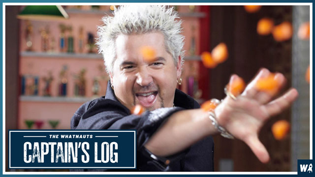 The Guy Fieri Fiasco - The Captain's Log 46