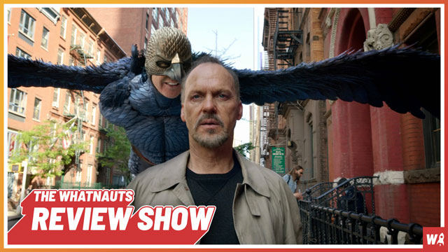 Birdman or (The Unexpected Virtue of Ignorance) - The Review Show 53