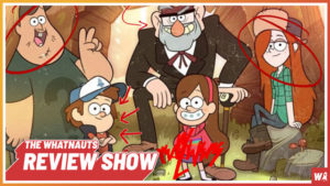 Gravity Falls s1 - The Review Show 59