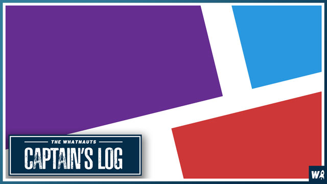 Purple Is A Mix of Red And Blue - The Captain's Log 58