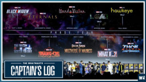 Marvel Phase 4 Madness - The Captain's Log 60
