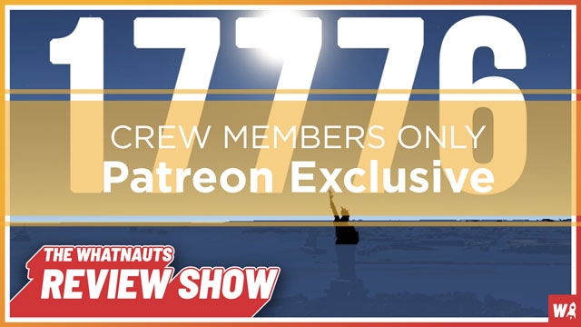 Members Only - 17776: What Football Will Look Like In The Future - The Review Show Patreon Exclusive
