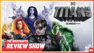 Titans s1 - The Review Show 68