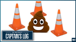 The Curious Case of The Cautious Poop - The Captain's Log 63