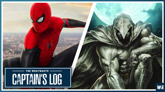 Spider-Man's Out, Moon Knight's In - The Captain's Log 64