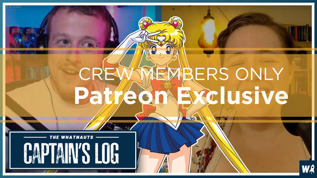 Which Sailor Moon Scouts Are We? - The Captain's Log Exclusive