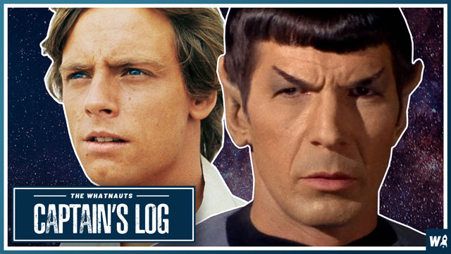 Which is Sexier: Star Wars or Star Trek? - The Captain's Log 69