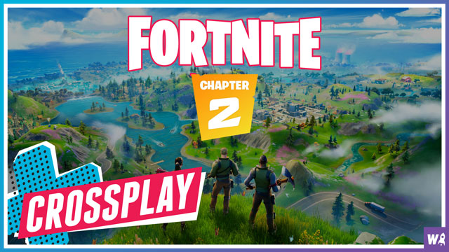Fortnite Chapter Two Is Here - Crossplay 01