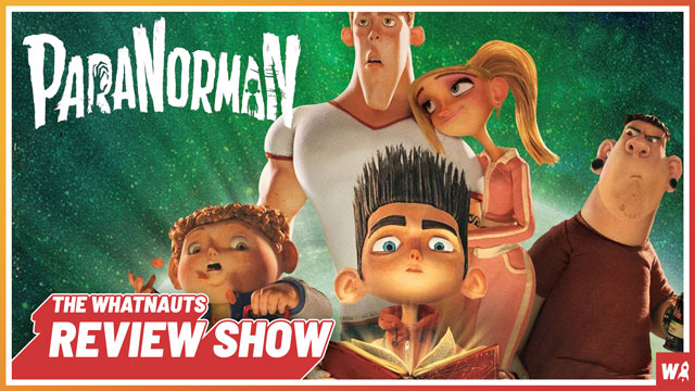 Paranorman - The Review Show 79