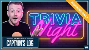 Trivia Night - The Captain's Log Exclusive 3