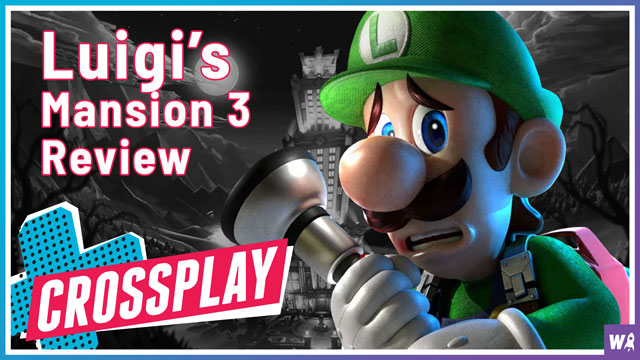 Luigi's Mansion 3 Review And Death Stranding Impressions - Crossplay 04