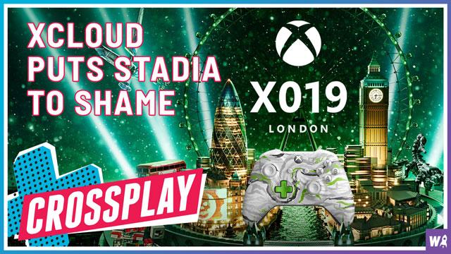 Xcloud Puts Stadia To Shame - Crossplay 05