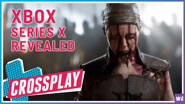 Xbox Series X Revealed - Crossplay 09