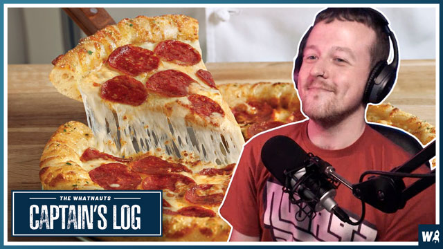I Am Pizza Lord - The Captain's Log 78