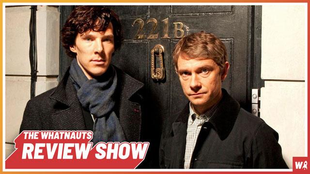 Sherlock - The Review Show 89