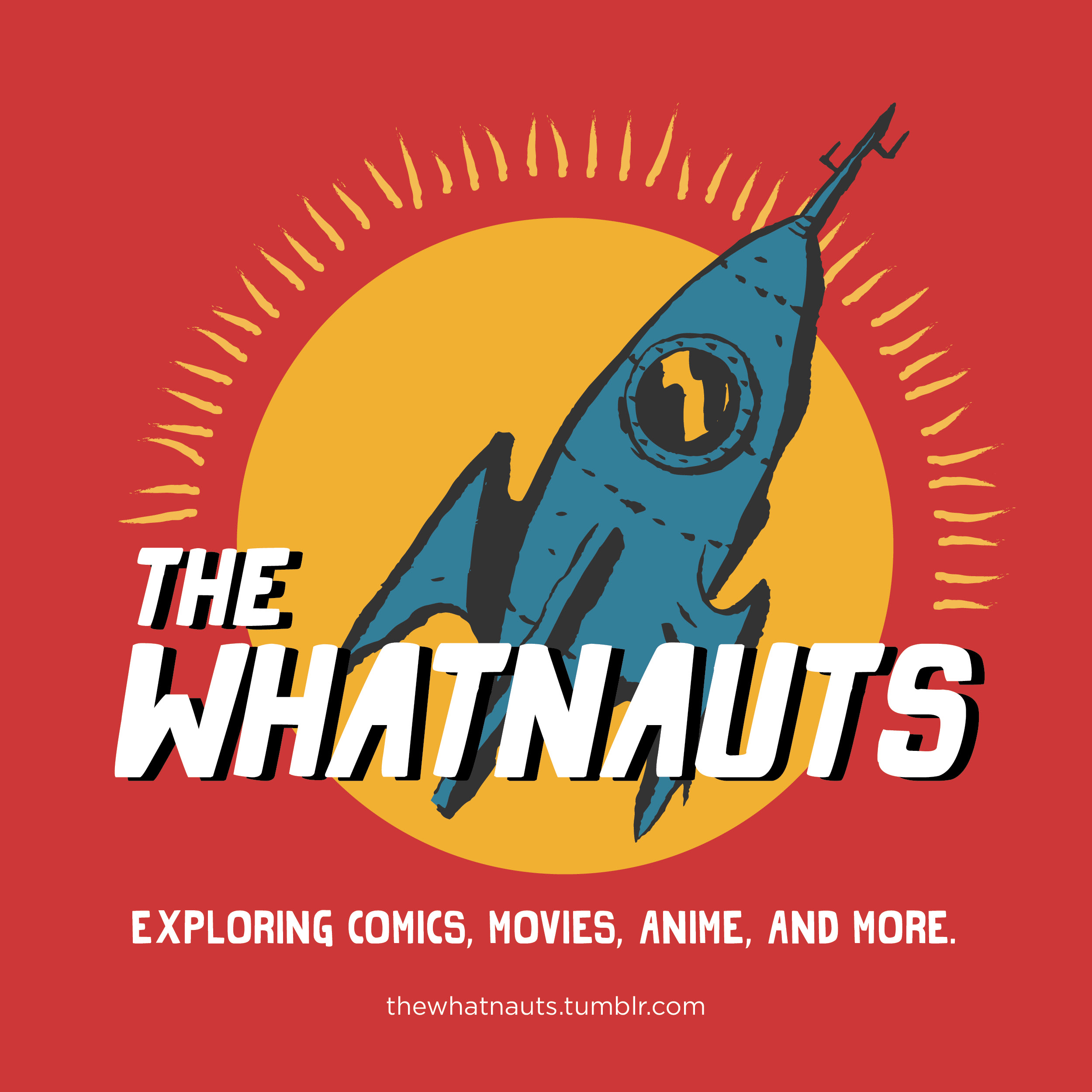 The Whatnauts Podcast cover art