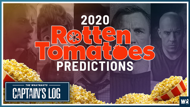 Rotten Tomatoes Movie Predictions 2020 - The Captain's Log 82