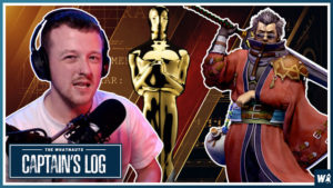 Cosplaying at the Oscars - The Captain's Log 83