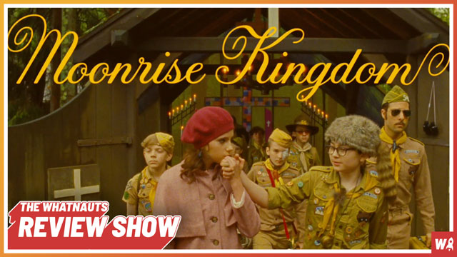 Moonrise Kingdom - The Review Show 94
