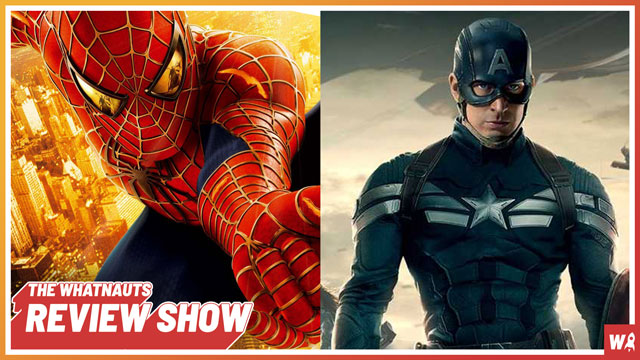 Spider-Man 2 vs. Captain America: The Winter Soldier - The Review Show 100