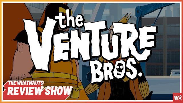 The Venture Bros. pt. 2 - The Review Show 96
