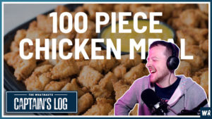 100 Piece Chicken Meal - The Captain's Log 93