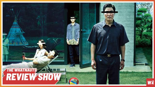 Parasite - The Review Show 102