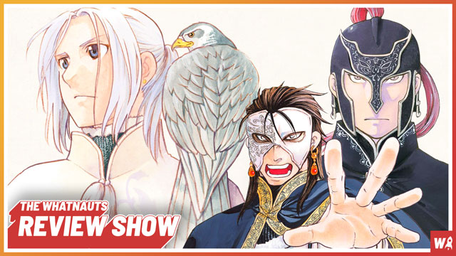 The Heroic Legend of Arslan vol. 1-3 - The Review Show 103