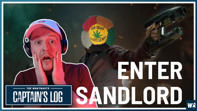 Enter Sandlord - The Captains Log 98