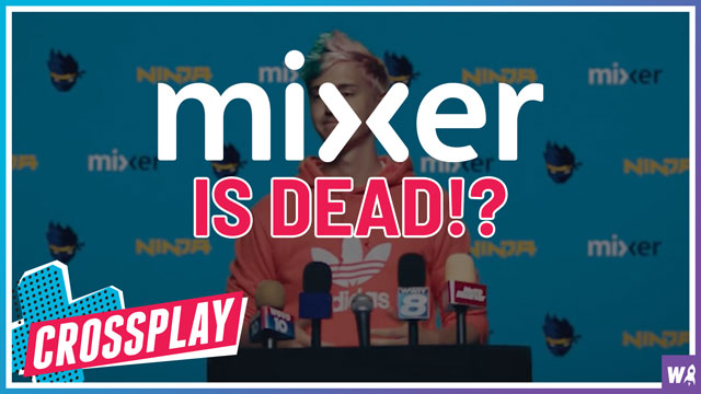 Mixer Is Dead - Crossplay 26