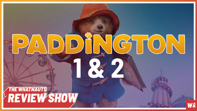 Paddington 1 & 2 - The Review Show 105