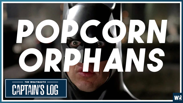 Popcorn Orphans - The Captains Log 102