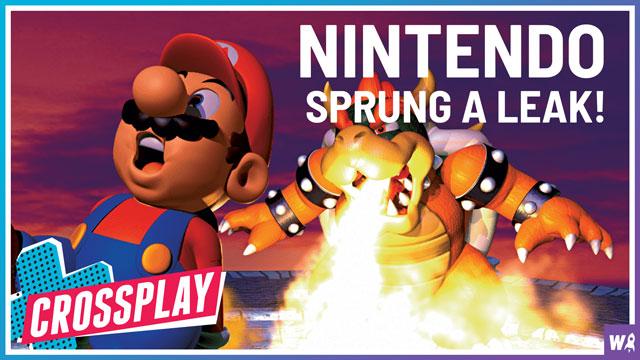 Nintendo sprung a leak - Crossplay 35