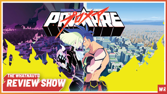 Promare - The Review Show 115