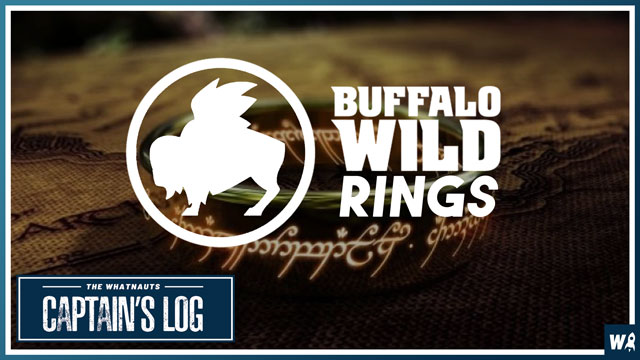 Buffalo Wild Rings - The Captains Log 106